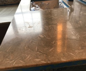 Before - Remove Scratches and stains from marble