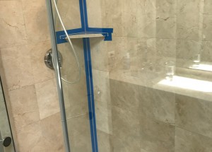 Caulking and grout repair