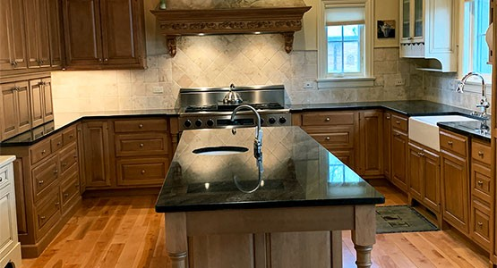 Granite Restoration and Repair